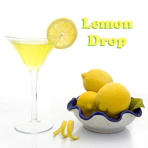 NIC SALTS Lemon Drop Flavor