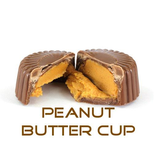 NIC SALTS Peanut Butter Cup Flavor