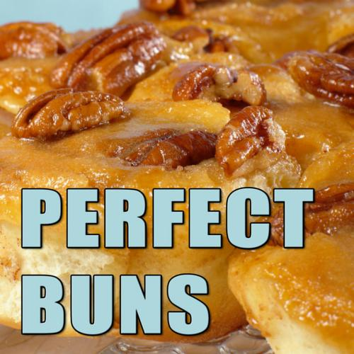 NIC SALTS Perfect Buns Flavor