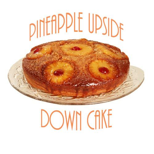 NIC SALTS Pineapple Upsidedown Cake Flavor