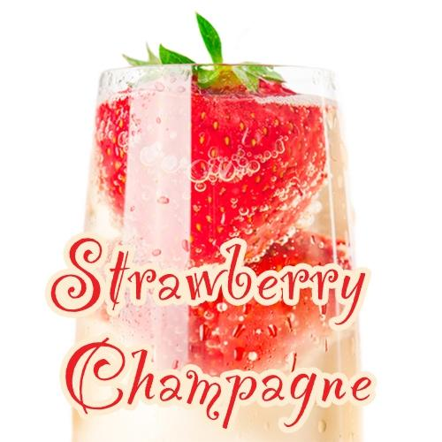 NIC SALTS Strawberry Champagne Flavor