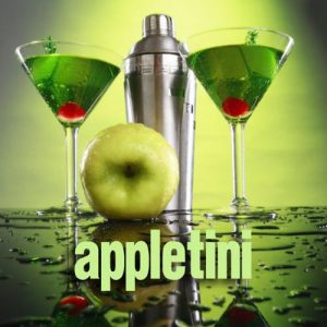 NIC SALTS Appletini Flavor