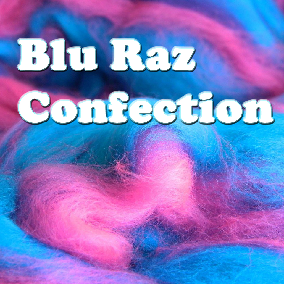NIC SALTS Blue Raz Confection Flavor