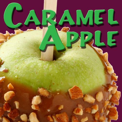 NIC SALTS Caramel Apple Flavor