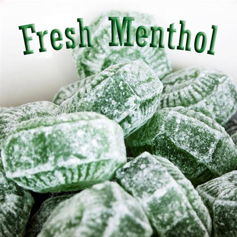 NIC SALTS Menthol Flavor