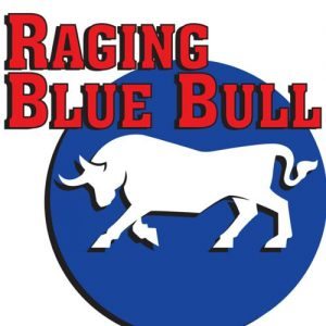 NIC SALTS Raging Blue Bull Flavor