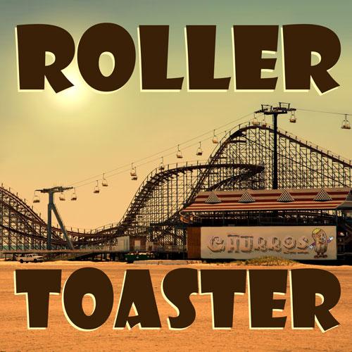NIC SALTS Roller Toaster Flavor